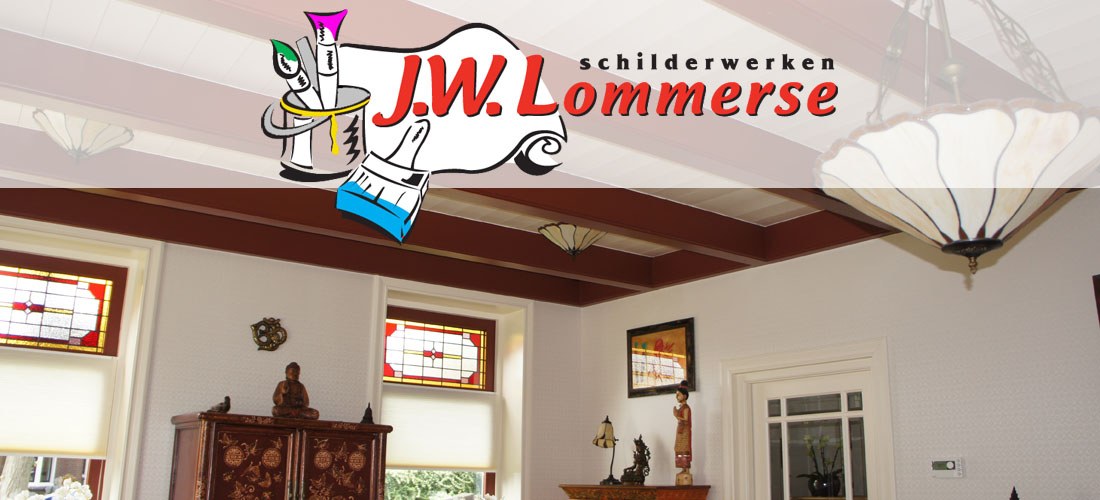 Schilderwerken Lommerse in Hillegom